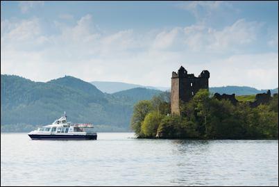 Celtic Crafts Loch Ness