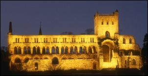 Jedburgh Abbey photo