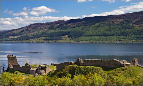 Fort augustus inverness-shire northern highlands