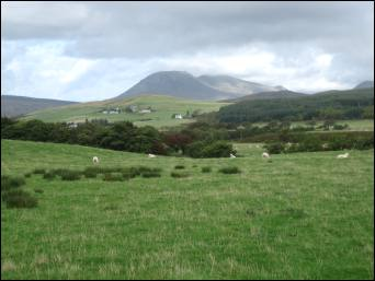 Arran, near Machrie Moor