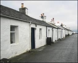 slate cottages