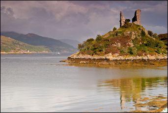 Castle Mao, Scotland